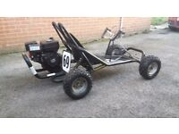 GX 200 cc Off Road Petrol Drifter Go Kart Buggy