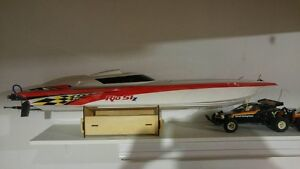 RIO 51Z gas powered RC boat