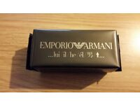 Brand New Sealed Genuine Authentic EA Emporio Armani He 50ml Aftershave for Mens