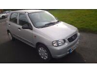 Suzuki Alto 1.0l £30 Road Tax