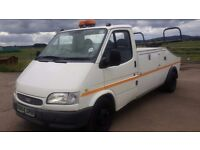 Ford Transit 190LWB very strong recovery truck ,ready for work