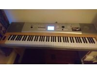 Yamaha Portable Grand Piano wt stand and sustain pedal