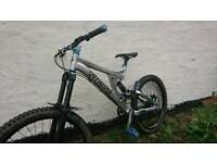SWAP Specialized bighit fsr for SWAP /sale kona cannondale yeti giant cotic intense