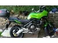 Kawasaki kle 650