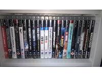 Playstation 3 (500Gb) Super Slim + 2 Controllers + 22 Games + Playstation Eye