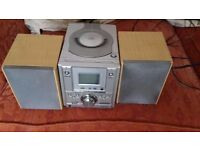 Mini Stereo/CD Player