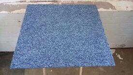 Loads of carpet tiles, 50p each