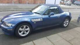 BMW Z3 1.9 LITRE SWAP.OR.PART.EX.SMALLER.5.DOOR