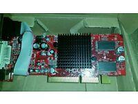 ATI Radeon 9550SE AGP