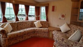 Willerby Granada Great starter caravan for sale on Hunters Quay Holiday village