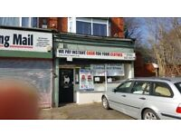 RETAIL LOCKUP SHOP/ STORAGE/ OFFICES. HALL GREEN B28 0BX