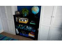 Large solid bookcase