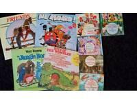 Childrens vinyl selection