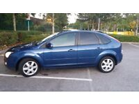 Ford focus 1.6tdci 2007(110PS)