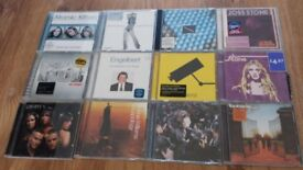 50p cd's - Compilations, albums, singles - excellent condition - Sprowston