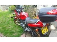 Honda CB500S