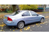 VOLVO S60 *93800 miles *£500 ono* 5 Door*Alloy wheels*Leather upholstery*Wood inlays*