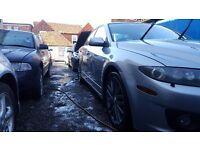 Mazda 6 mps 64k 12 months mot. FSH
