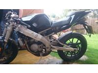 Derbi GPR 50 spare and parts