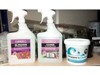 Fenwicks awning cleaner and reproofer