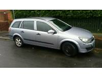 Vauxhall astra estate 1.3 cdti breaking