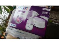 AVENT breast pump, very good condition, full working order