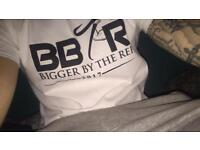 BIGGER BY THE REP CLOTHING (Gym,bike)