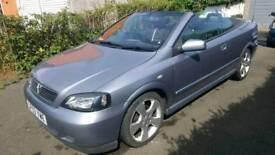 Vauxhall Astra 2.2 Bertone Convertible