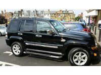JEEP CHEROKE LIMITED 2.8 DIESEL AUTOMATIC