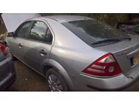 breaking silver ford mondeo 5 door diesel all of the parts are available