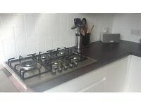 Getalit high quality German laminate kitchen worktop 235cm x 60cm (one chip so 175cm length is good)