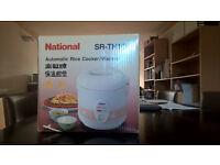 National/Panasonic SR-TH10K rice cooker