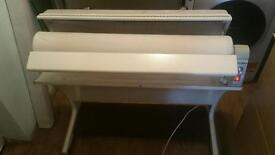 Rotary ironing machine Cordes 819 electronic