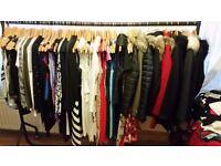 HEAVY DUTY Clothing Rail For Sale!