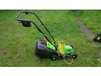 Florabest electric grass cutter
