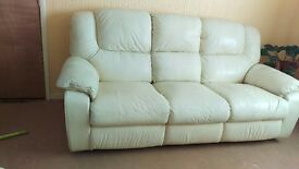 recliner sofa with chairs