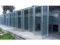 Dog Kennels and Runs from £550