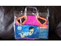 Baby Wrap Splash About Mini Wetsuit Size L 18 - 30 months. Swim Suit.