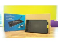 Wacom Bamboo Pen & Touch graphic tablet