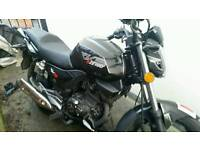 Keeway RKS 125 Black