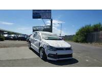 2013 VW POLO 6R R LINE GTI WHITE BUMPER SPLITTER SPOILER SEATS STEERING WHEEL ALLOYS