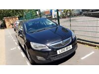 Vauxhall Astra Automatic 2010