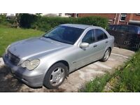 Price ONO - Mercedes C220 2002 Diesel MOT until December