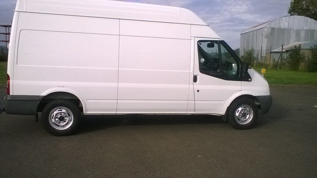 2011 FORD TRANSIT LWB HI ROOF MINT NO VAT