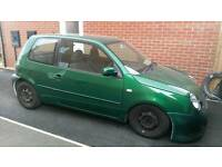 Vw Lupo project car