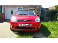 Ford Fiesta 2005 1.4 Tdci 2 KEYS ****CHEAP**** new TYRES