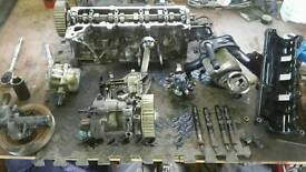 1.5dci engine parts, pump and injectors