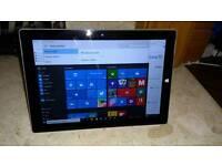 Microsoft Surface 3. Intel X7-8700. 4GB Ram. 64GB Storage. Windows 10 Pro