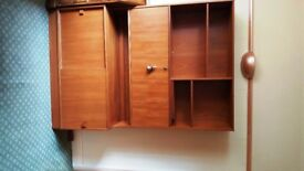 gplan cabinet with bar