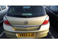 Vauxhall Astra Elite leather seats car for sale